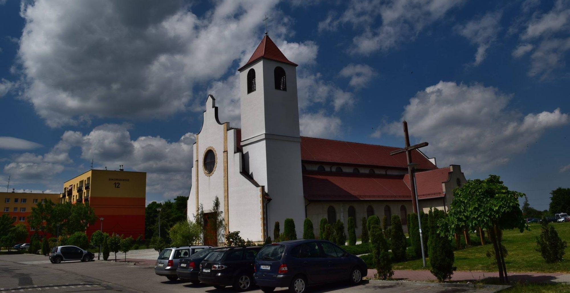 Parafia pw. Miłosierdzia Bożego w Jaworze